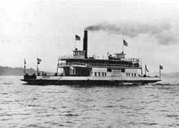Leschi Ferry