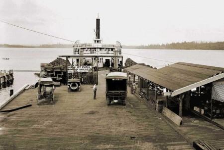 Leschi Ferry Landing
