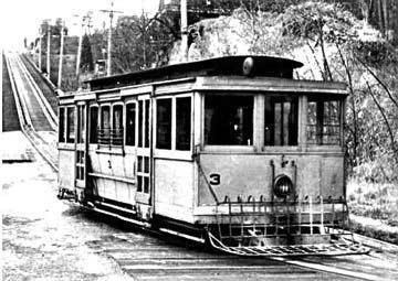 Trolly Cars to Leschi.